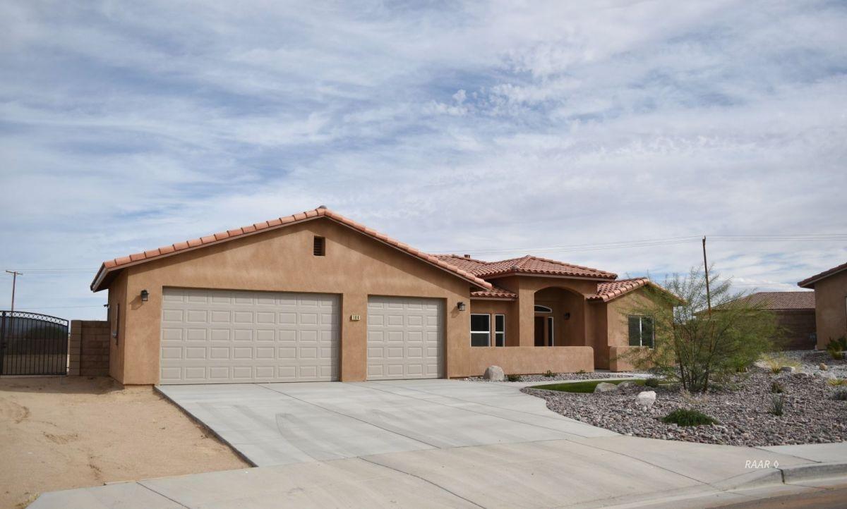 Photo for 100 W Rancho Del Cerro, Ridgecrest, CA 93555 (MLS # 1956507)