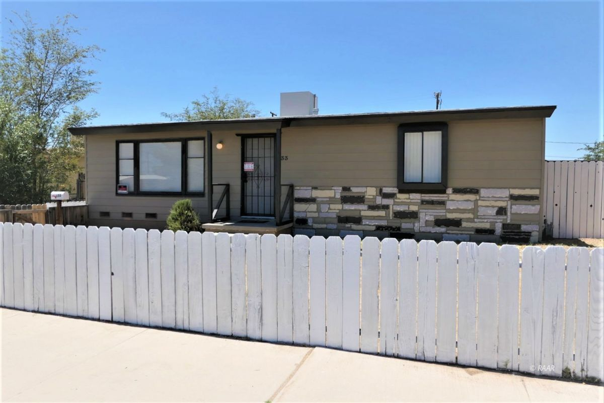 Photo for 433 N Norma ST, Ridgecrest, CA 93555 (MLS # 1957337)