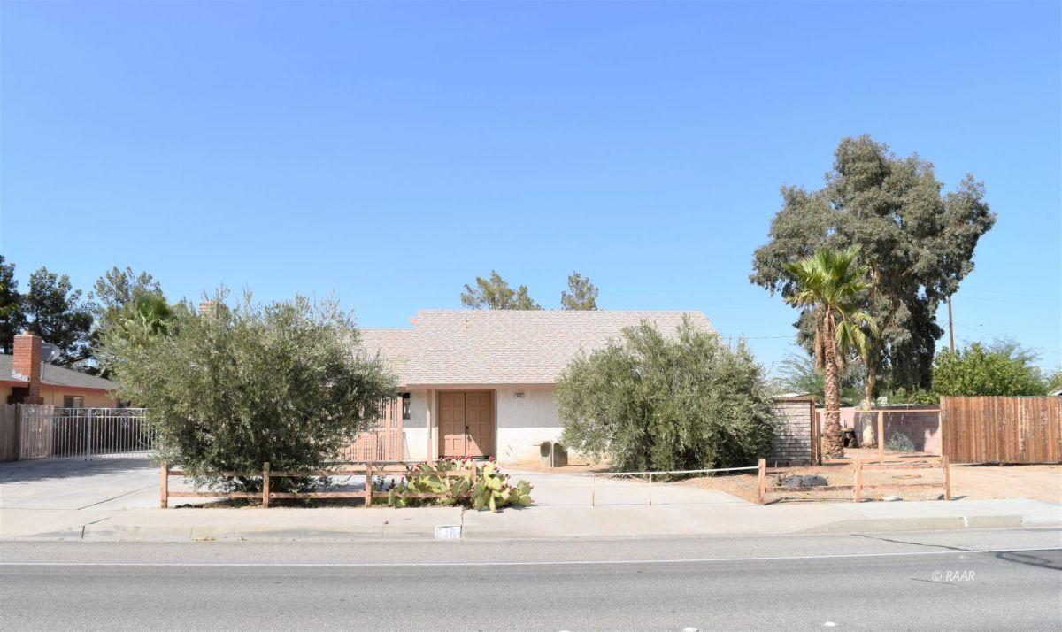 Photo for 816 W WARD AVE, Ridgecrest, CA 93555 (MLS # 1957560)