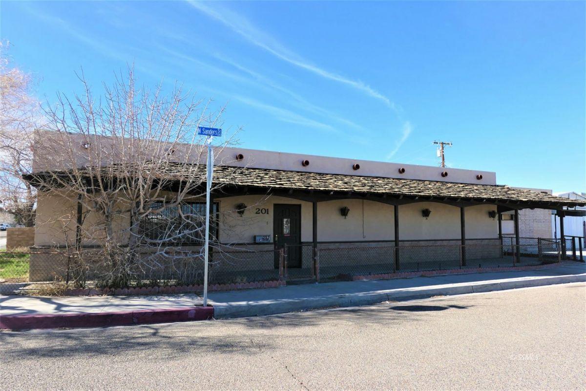 Photo for 201 N Sanders, Ridgecrest, CA 93555 (MLS # 2600009)