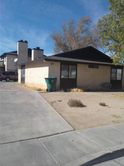 Photo of 421 S Sunset #A ST, Ridgecrest, CA 93555 (MLS # 1956790)
