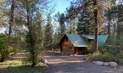 Photo of 3432 South End Road, New Meadows, ID 83654 (MLS # 530588)