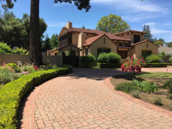 Photo of 50 Amador AVE, ATHERTON, CA 94027 (MLS # ML81713420)