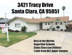 Photo of 3421 Tracy DR, SANTA CLARA, CA 95051 (MLS # ML81781432)