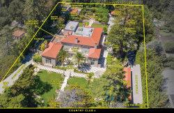 Photo of 1868 Floribunda AVE, HILLSBOROUGH, CA 94010 (MLS # ML81788408)