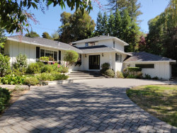 Photo of 2317 Oakdale Road, HILLSBOROUGH, CA 94010 (MLS # ML81801767)