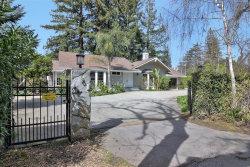 Photo of 6 TUSCALOOSA AVE, ATHERTON, CA 94027 (MLS # 81650801)