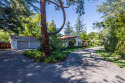 Photo of 157 Watkins AVE, ATHERTON, CA 94027 (MLS # ML81679054)