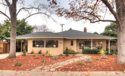 Photo of 1815 Hamilton AVE, PALO ALTO, CA 94303 (MLS # ML81689101)