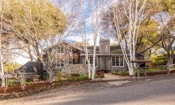Photo of 16112 Greenwood Road RD, MONTE SERENO, CA 95030 (MLS # ML81691788)