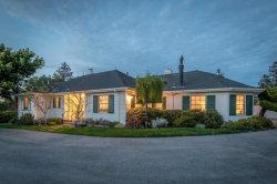 Photo of 670 Woodstock RD, HILLSBOROUGH, CA 94010 (MLS # ML81696905)