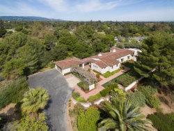 Photo of 101 Casa Grande, LOS GATOS, CA 95032 (MLS # ML81700394)