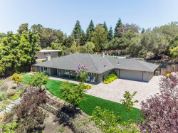 Photo of 75 Rockridge RD, HILLSBOROUGH, CA 94010 (MLS # ML81715255)