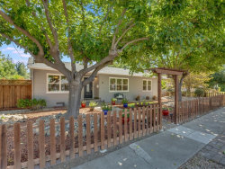 Photo of 110 N Milton AVE, CAMPBELL, CA 95008 (MLS # ML81722860)