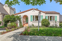 Photo of 1446 Alvarado Ave., BURLINGAME, CA 94010 (MLS # ML81723476)