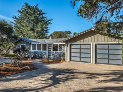 Photo of 2888 Oak Knoll RD, PEBBLE BEACH, CA 93953 (MLS # ML81732540)