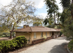 Photo of 100 Alamos RD, PORTOLA VALLEY, CA 94028 (MLS # ML81737488)
