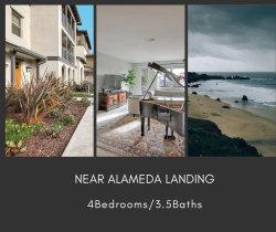 Photo of 493 Mitchell AVE, ALAMEDA, CA 94501 (MLS # ML81737945)