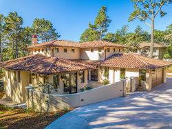 Photo of 4134 Sunridge RD, PEBBLE BEACH, CA 93953 (MLS # ML81738133)