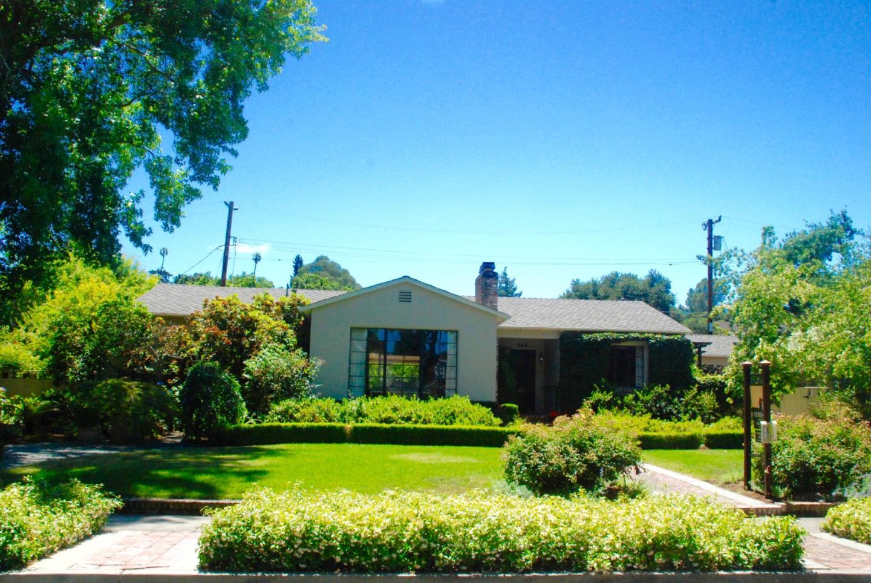 Photo for 668 Salvatierra ST, STANFORD, CA 94305 (MLS # ML81746640)