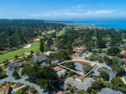 Photo of 1053 Sombrero RD, PEBBLE BEACH, CA 93953 (MLS # ML81764060)