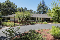 Photo of 3 Irving AVE, ATHERTON, CA 94027 (MLS # ML81765076)