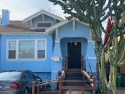 Photo of 835 Apgar ST, OAKLAND, CA 94608 (MLS # ML81766217)
