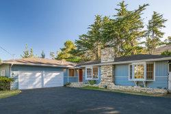 Photo of 3033 Strawberry Hill RD, PEBBLE BEACH, CA 93953 (MLS # ML81768875)