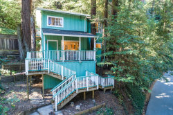 Photo of 135 Scenic WAY, BEN LOMOND, CA 95005 (MLS # ML81769654)