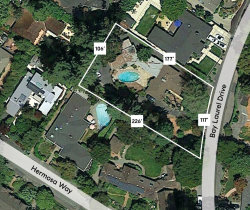 Photo of 1290 Bay Laurel DR, MENLO PARK, CA 94025 (MLS # ML81772010)