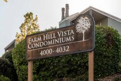 Photo of 4016 Farm Hill BLVD 205, REDWOOD CITY, CA 94061 (MLS # ML81774919)