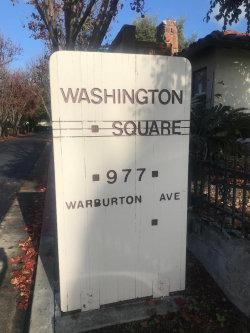 Photo of 977 Warburton AVE 204, SANTA CLARA, CA 95050 (MLS # ML81778841)