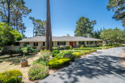Photo of 1438 Lisbon LN, PEBBLE BEACH, CA 93953 (MLS # ML81781643)