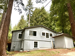 Photo of 240 Redwood WAY, BOULDER CREEK, CA 95006 (MLS # ML81790278)