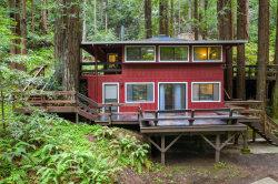 Photo of 11059 Love Creek RD, BEN LOMOND, CA 95005 (MLS # ML81792595)