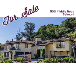 Photo of 500 Middle RD, BELMONT, CA 94002 (MLS # ML81793965)