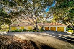 Photo of 76 Rancho RD, CARMEL VALLEY, CA 93924 (MLS # ML81800117)
