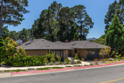 Photo of 95 Del Mesa Carmel, CARMEL VALLEY, CA 93923 (MLS # ML81800702)