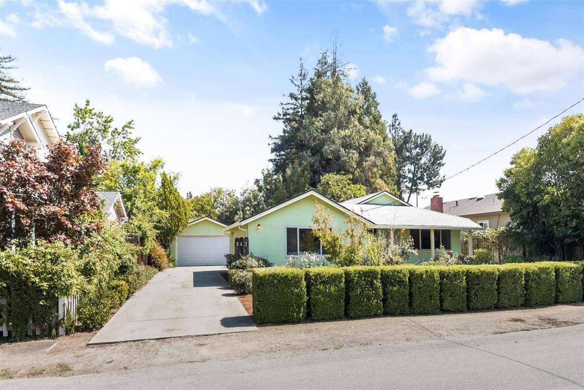 Photo for 643 Maybell AVE, PALO ALTO, CA 94306 (MLS # ML81812105)