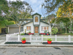 Photo of 121 Whitney AVE, LOS GATOS, CA 95030 (MLS # ML81821136)