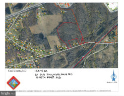 Photo of Old Philadelphia ROAD W, North East, MD 21901 (MLS # 1002254892)
