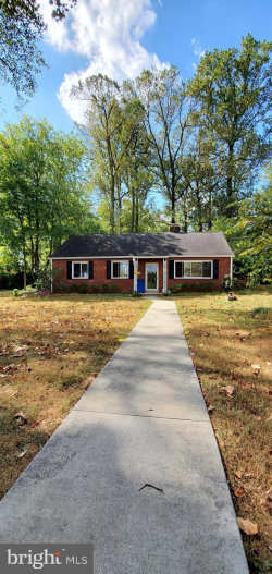 Photo of 7217 Tod STREET, Falls Church, VA 22046 (MLS # VAFX1094886)