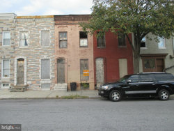 Photo of 1807 Division STREET, Baltimore, MD 21217 (MLS # 1000040675)