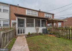 Photo of 4163 Hollins Ferry ROAD, Baltimore, MD 21227 (MLS # 1000165750)