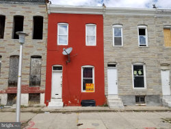 Photo of 2572 Fayette STREET, Baltimore, MD 21223 (MLS # 1000174482)