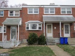 Photo of 5415 Dolores AVENUE, Baltimore, MD 21227 (MLS # 1000285784)