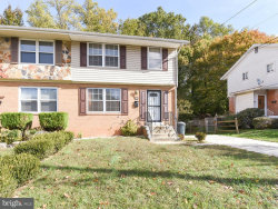 Photo of 827 Carrington AVENUE, Capitol Heights, MD 20743 (MLS # 1001085657)