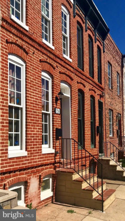 Photo of 1156 Cleveland STREET, Baltimore, MD 21230 (MLS # 1001626584)