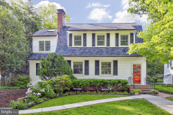 Photo of 4212 Thornapple STREET, Chevy Chase, MD 20815 (MLS # 1001845196)