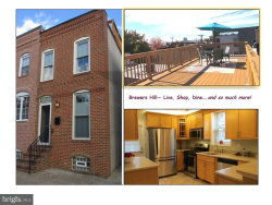 Photo of 1119 Baylis STREET, Baltimore, MD 21224 (MLS # 1004105943)